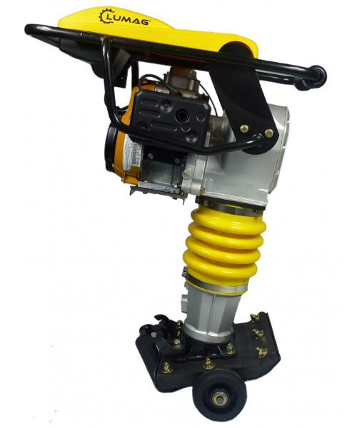 Upright rammer